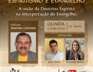 Espiritismo e Evangelho – 12/08/2020