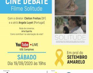 Live: Cine Debate – Filme Solitude